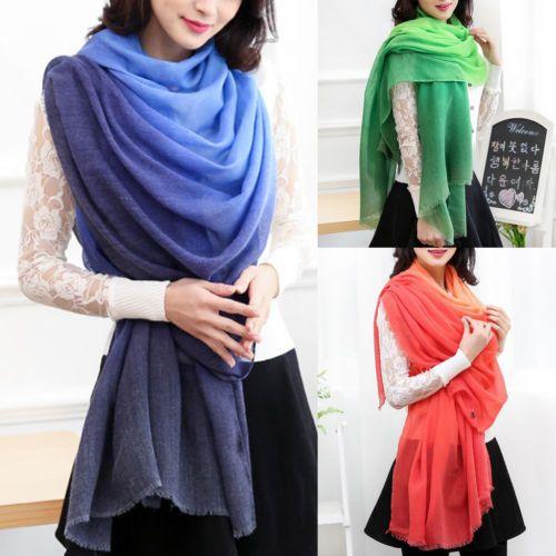 Nové šátky-zábaly-pro-ženy-gradient-šátek-tisk-podpis-bavlna-šál-horké