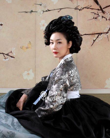 Korean, Joseon Dynasty Gisaeng Style, Eon' Jeun Meori