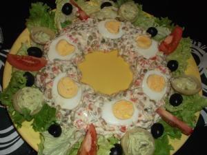 Les 25 meilleures id es de la cat gorie salade mac doine for Decoration de salade de fruits