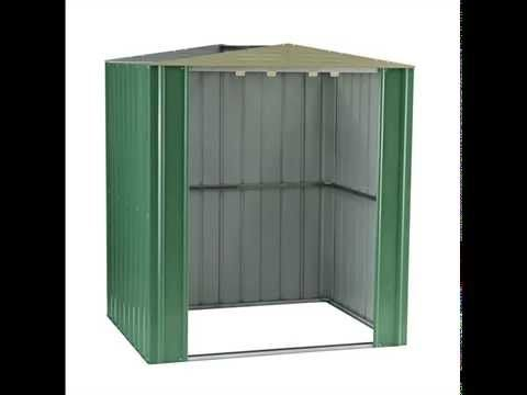 Lotus Metal Sheds for Sale | Greenhouse Stores  http://www.greenhousestores.co.uk/Lotus-Metal-Sheds/