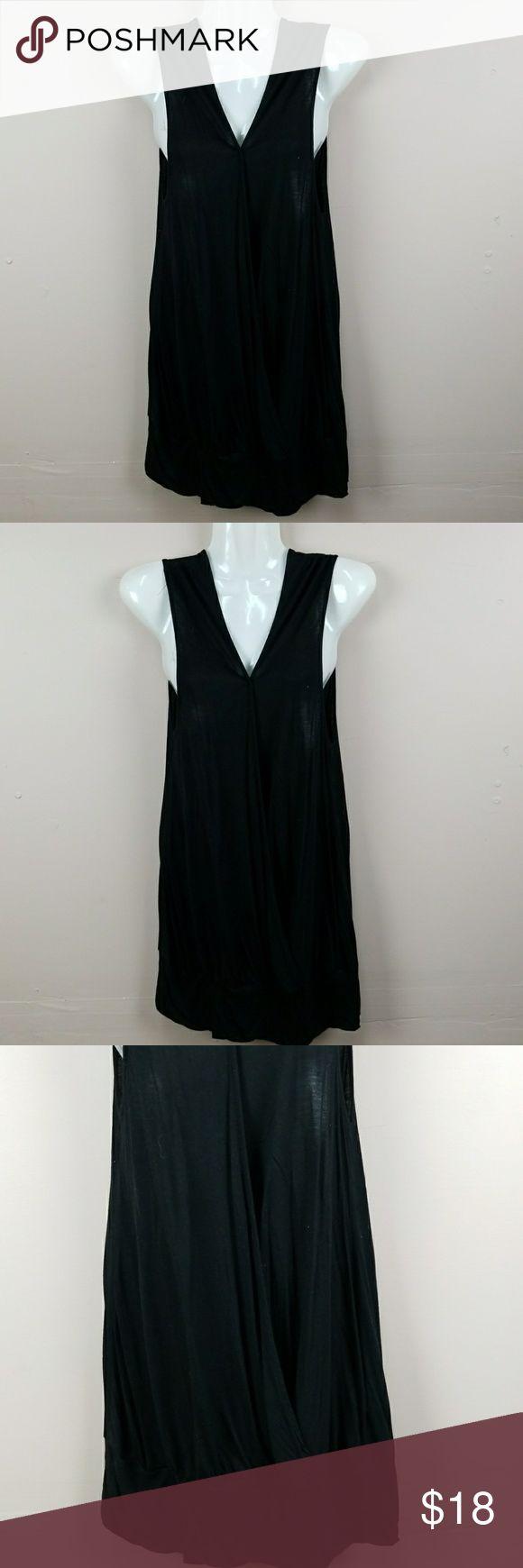 GAP TOP GAP TOP. Size L Plus, black long tunic length, waist band GAP Tops Tunics
