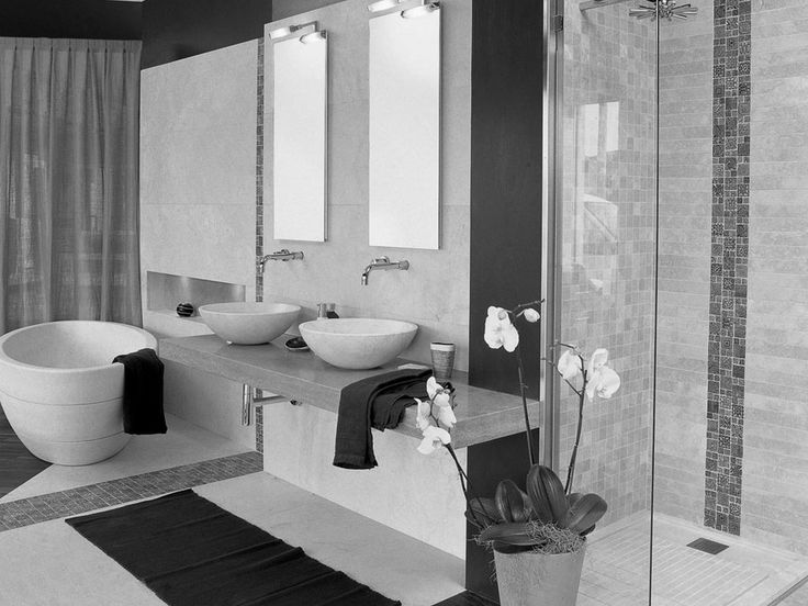 appealing black and white bathrooms bathroom exquisite bathrooms small design decorating ideas black red black and - White Hotel Ideas