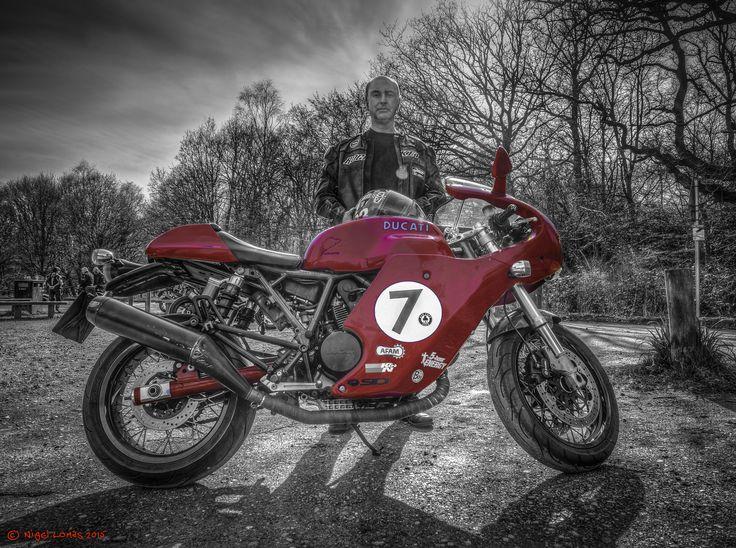 Gary Neals Ducati Sport 2 by Nigel Lomas on 500px