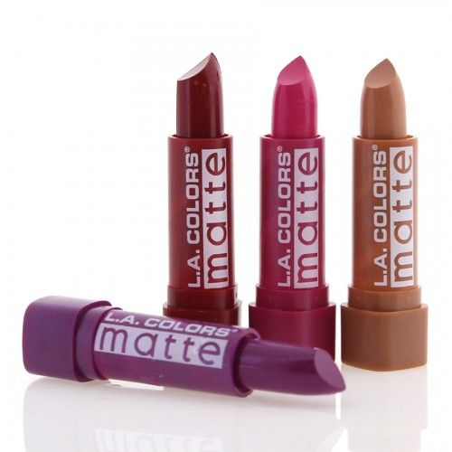LA Colors Matte Lipstick