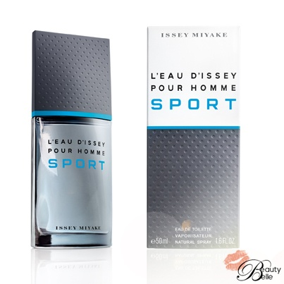Issey Miyake Sport is a fresh but very masculine scent. It is a blend of bergamont, grapefruit, fuzed with nutmeg, cedar & vetiver & is one my favourites so I had to make it a part of my 1000th Fan Celebration Giveaway! There are 3 amazing hampers filled with his & hers goodies...enter NOW ~ beautybelle.co.za