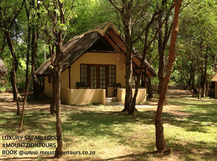 More than a #luxury Safari lodge, more than a dream safari destination. Book now @ http://www.mountziontours.co.za