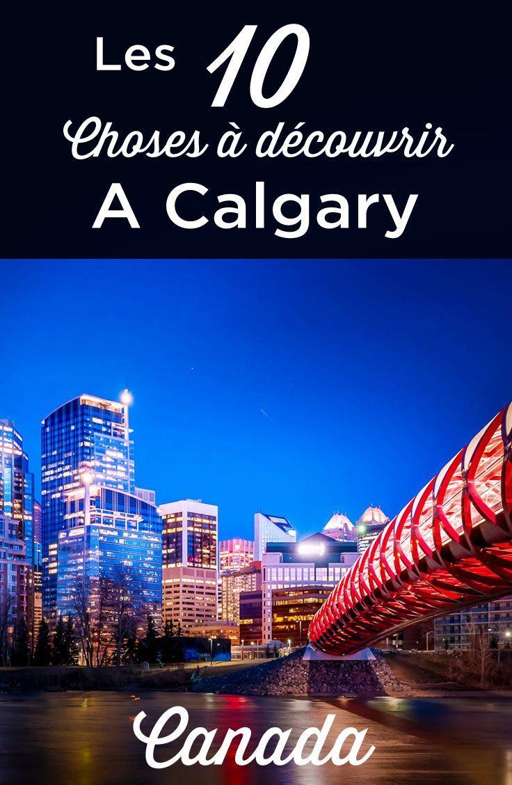Rencontres à Calgary blog