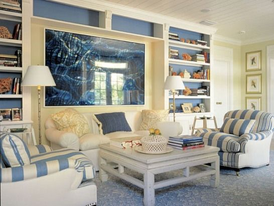 Beach Cottage Decorating Ideas Pictures: 1000+ Images About Interior Design Beach Cottage On