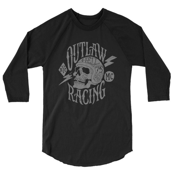 Outlaw Racing Graphic T!