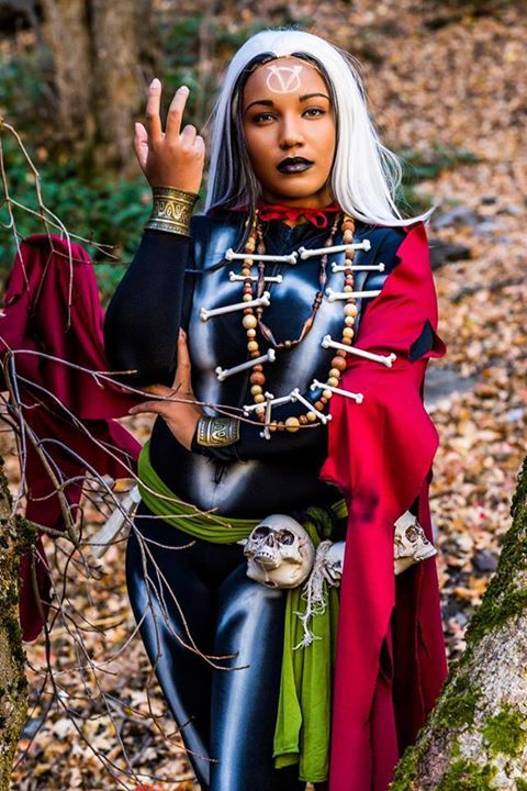 Anime Characters Cosplay : Best black female anime cosplay characters images on