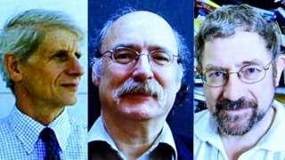 Strange matter wins physics Nobel BBC News