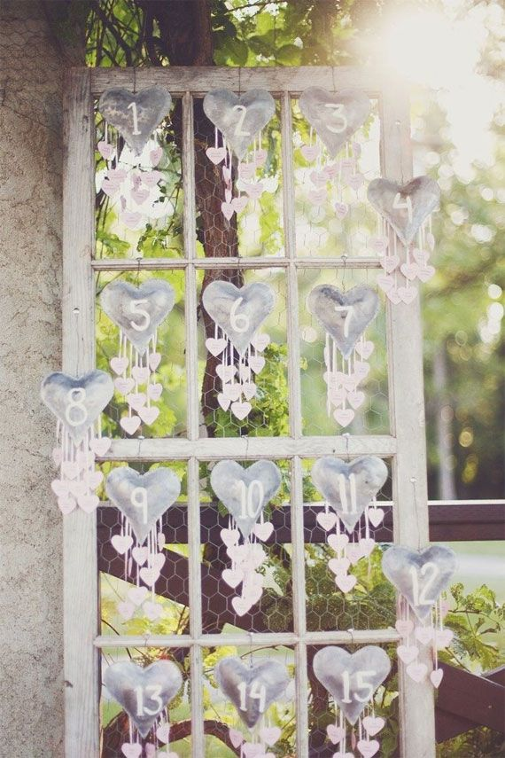 Back to Main Garden Escort CardsGallery  Whimsical DIY Garden Party Wedding in Winnipeg from Simply Rosie Photography –stylemepretty