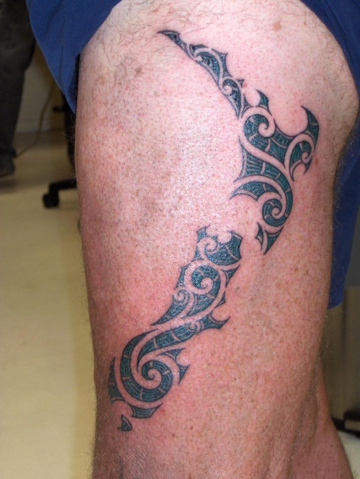 219 Best Images About Maori Tattoos On Pinterest