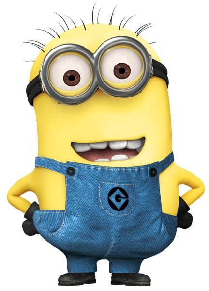 Extra Large Transparent Minion PNG Image
