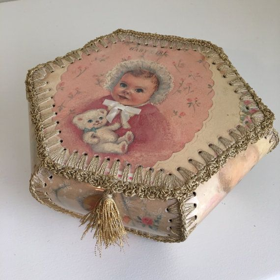 Lidded Basket Bowl Vintage Greeting Cards by ProverbiallyPrecious