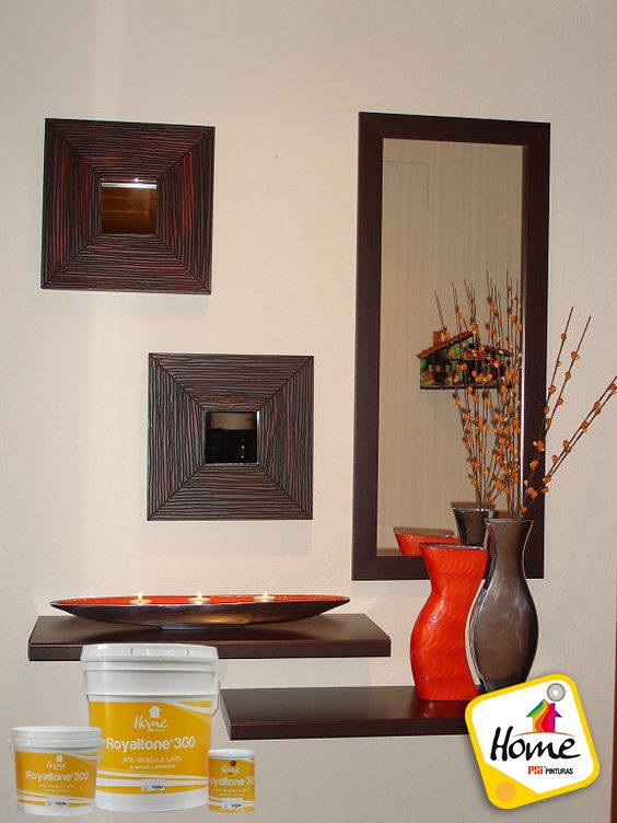 100 best producto home psi pinturas images on pinterest - Pinturas de interiores ...