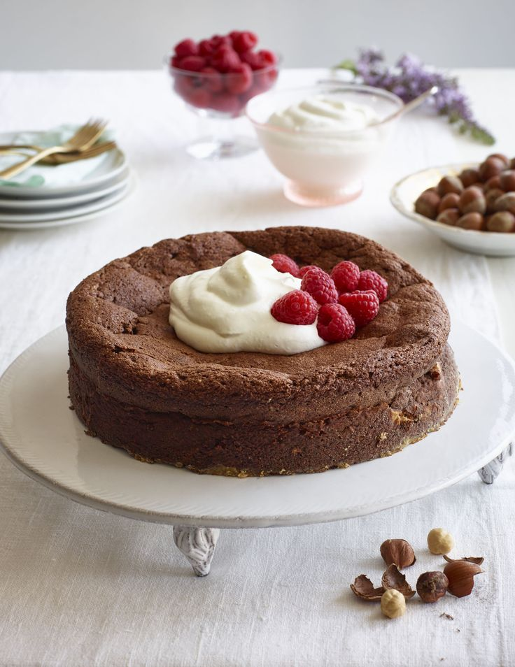 Lidia S Gianduia Cake Recipe