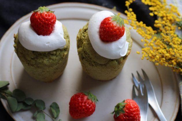 卵、乳製品、砂糖不使用!食べながら栄養を補いデトックスもできる「豆乳で作るふわふわモリンガ・シフォンケーキ」の作り方