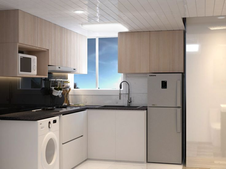 Small Kitchen Ideas Apartment Design Hong Kong Interior Designer