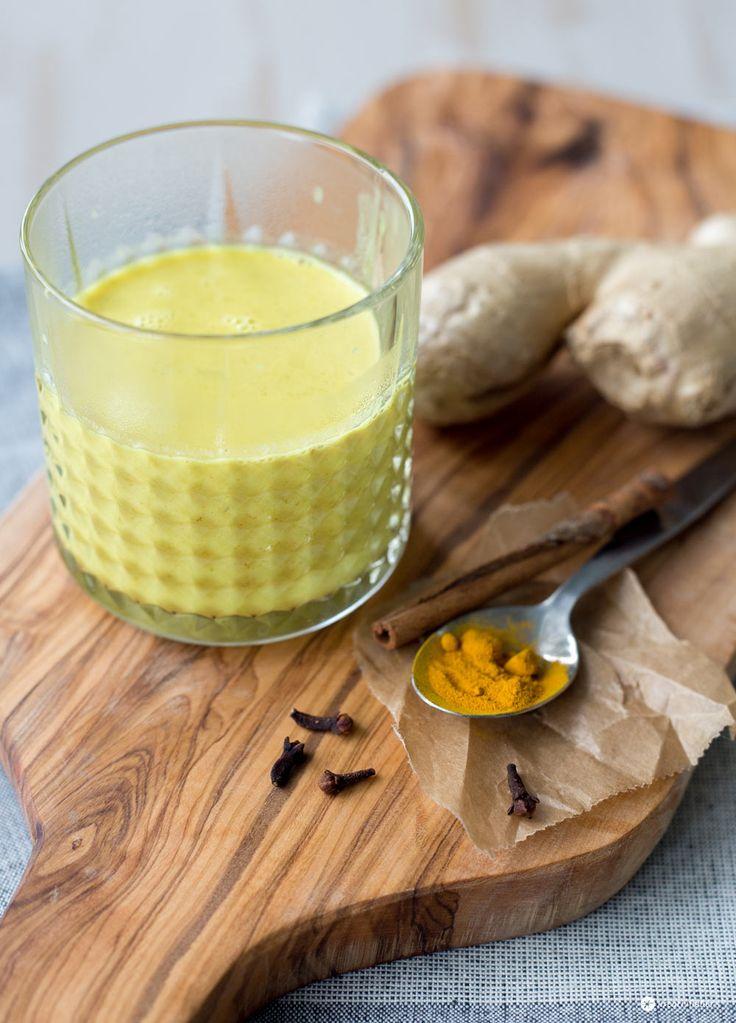 Goldene Milch selbermachen