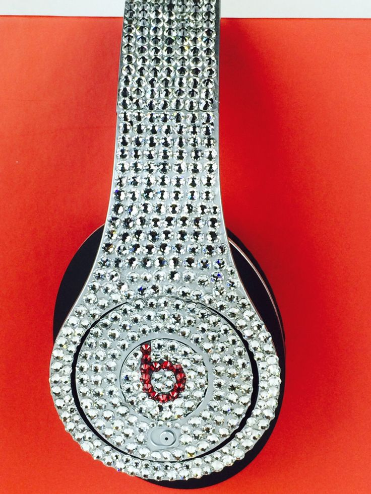 Beats by Dre Headphones made with Swarovski Crystals  #1 Custom Beats Seller We BEAT Any Deal!!! 1700 Sales On Etsy  5 Star Rating by TheILLlines on Etsy https://www.etsy.com/listing/215334662/beats-by-dre-headphones-made-with