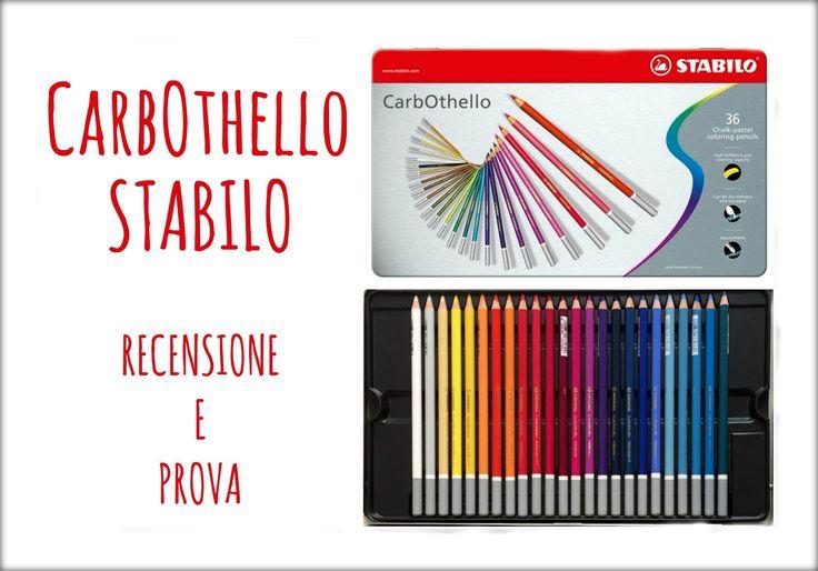 CarbOthello STABILO: recensione e prova pratica! (rewiev) Arte per Te