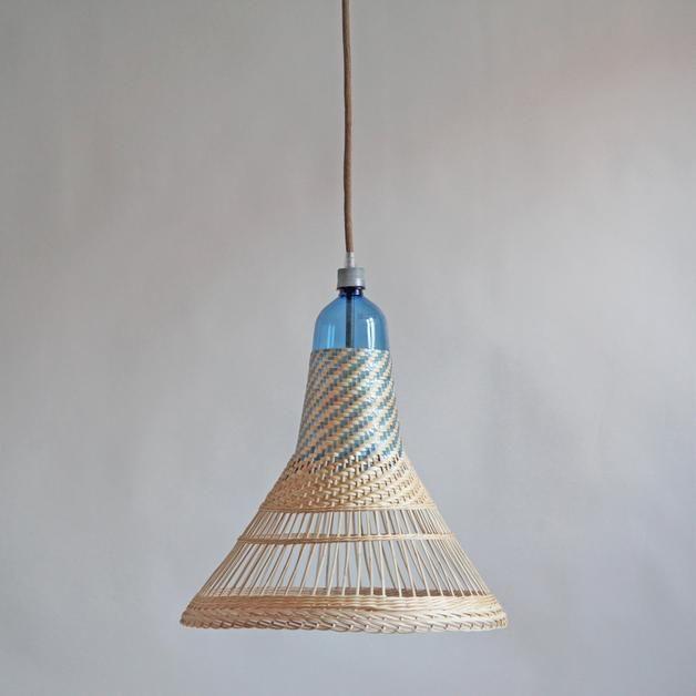 Lámparas de techo - PET Lamp Chimbarongo S-B de Álvaro Catalán de Ocón - hecho a mano por PET_Lamp en DaWanda
