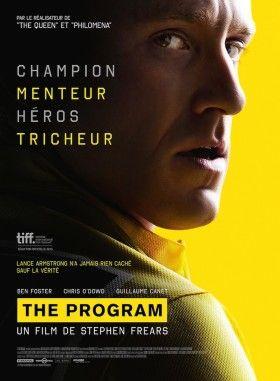 Critique de The Program de Stephen Frears sur Lance Amstrong en salles le 16 septembre via StudioCanal