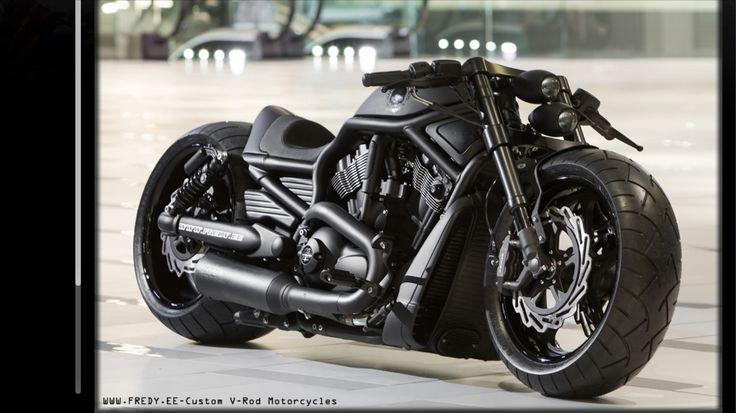 Harley night rod special
