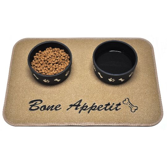 Designer Dog Food Mats - NipandBones.com | stuff for ... - photo#17