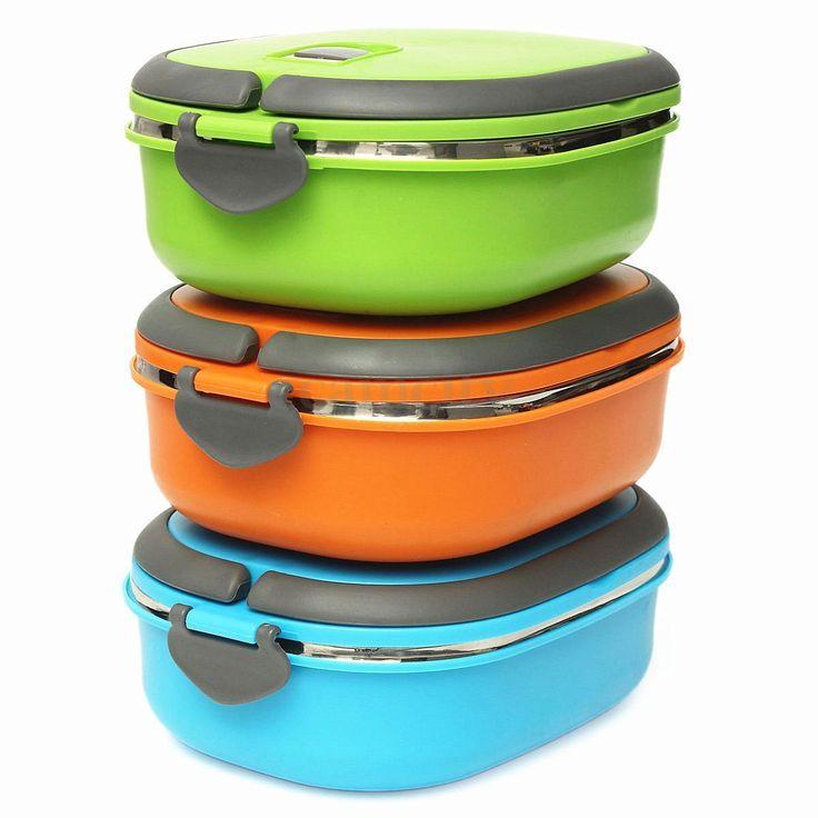 Lunch Box Portavivande Termico Elettrico Portatile Porta Pranzo Scaldavivande in Casa, arredamento e bricolage, Cucina: stoviglie e accessori, Organizzazione della cucina   eBay
