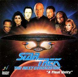 My favorite Star Trek series.