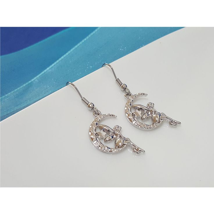 Korean Fashion Jewelry New Tinker Bell Earring for Women Girls Ladies #Rielar #Hook