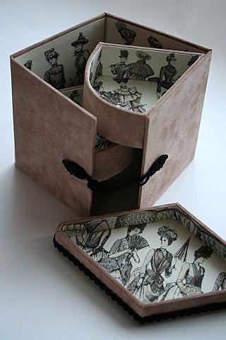 菱形のマジックボックスの画像:a serene life