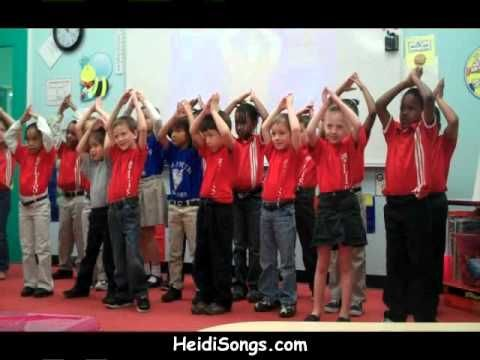 """Singing along to the catchy """"me"""" song, makes learning the words on the Dolch Pre-Primer list so much fun! And the Kinders from West Central Elementary School..."""
