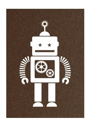 Robbie the robot - Yes!