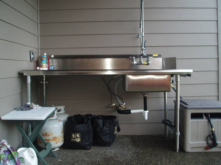 17 best images about boats and toys on pinterest lakes for Fish cleaning table with sink