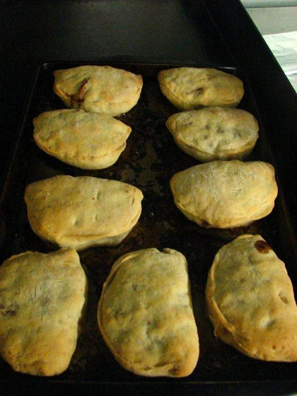 Osage Meat Pies! Here's the Osage way of making meat pies ...
