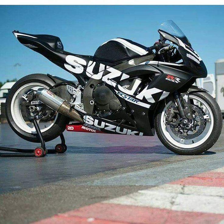 2007 Suzuki GSXR 750 K7 Black Special
