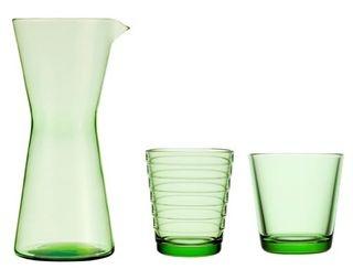 Ittala glassware