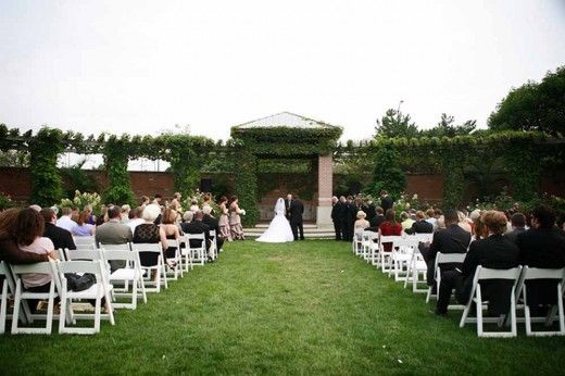 Outdoor Wedding Venues Minneapolis