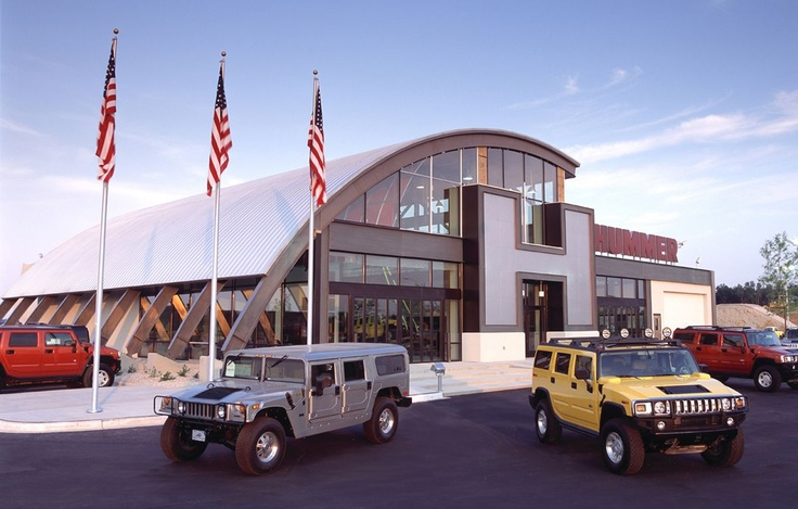 You might want to hit up your nearest Hummer dealership and get yourself and H1. If they use it in the armed forces then it must be good for something.