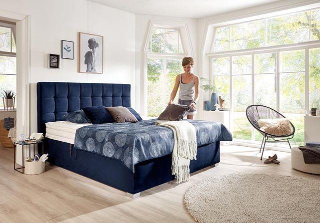 Blau Ist Die Farbe Der Entspannung Und Ausgeglichenheit Und Daher