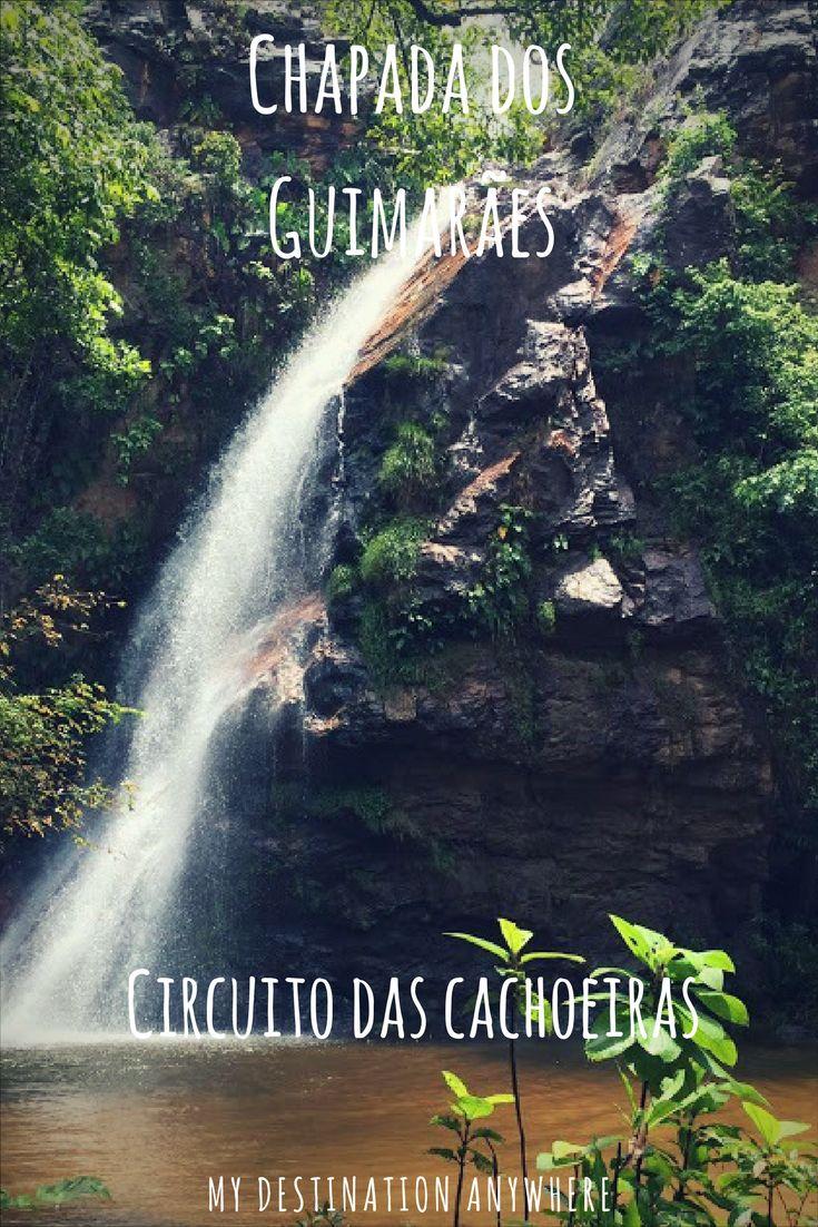 Circuito das Cachoeiras na Chapada dos Guimarães