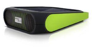 Eton Rugged Rukus All-Terrain Portable Solar Wireless Sound System (Green) -   - http://www.mobiledesert.com/cell-phones-mp3-players/mp3-player-accessories/docking-stations/eton-rugged-rukus-allterrain-portable-solar-wireless-sound-system-green-com/