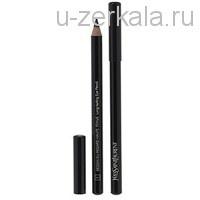 Yves Saint Laurent карандаш для глаз Long-lasting eye pencil (Dessin du regard haute tenue) 1 black