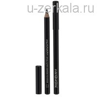 Yves Saint Laurent карандаш для глаз Long-lasting eye pencil (Dessin du regard haute tenue) 1 black
