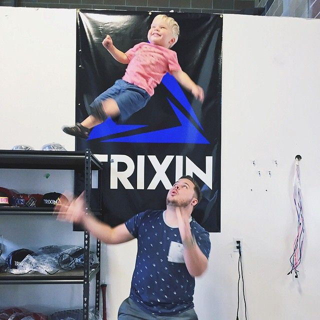 Felt inspired in the @trixinclothing warehouse. #Trixin