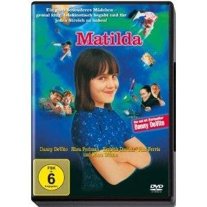 Matilda: Amazon.de: Mara Wilson, Rhea Perlman, Roald Dahl, David Newman, Danny DeVito: Filme & TV
