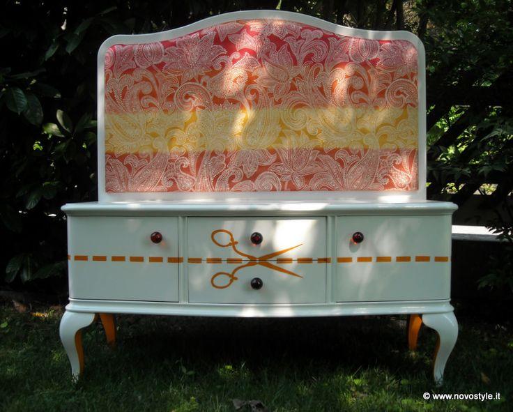 #decorestauro #mobili Anna Salviati http://omaventiquaranta.blogspot.it/2013/11/anna-salviato.html